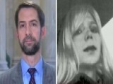 Sen. Cotton Blasts Commutation Of Chelsea Manning's Sentence