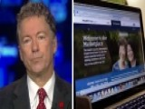 Sen. Rand Paul Lays Out His Plan To Replace ObamaCare