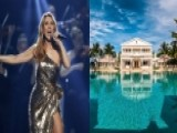Splash Around Celine Dion's Private Water Park