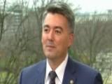 Sen. Gardner Urges Senate To Confirm National Security Team