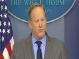 Sean Spicer Accuses Media Of False Reporting At WH Briefing