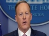 Sean Spicer: White House Has Right To Correct The Record