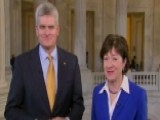 Sens. Cassidy, Collins Discuss An ObamaCare Alternative