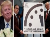 Scientists Advance Doomsday Clock 'thanks To Trump'