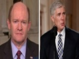 Sen. Coons: Gorsuch Deserves The Hearing Garland Never Got