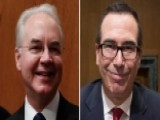Senate Committee Approves Price, Mnuchin Without Democrats