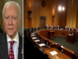 Sen. Hatch: What Democrats Are Doing Is 'pathetic'