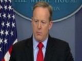Sean Spicer: The President Is Committed To Peace