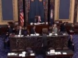 Senate Dems Hold All Night Session To Protest DeVos