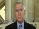 Sen. Thom Tillis Begins Work On Immigration Reform