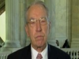Sen. Grassley Reaches Out To White House Through Twitter