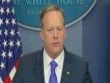 Spicer: Eroding Trust Led Trump To Ask For Flynn Resignation