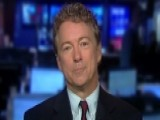 Sen. Rand Paul On Why He Walked Out Of An ObamaCare Meeting