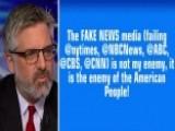 Steve Hayes Slams President Trump's 'unAmerican' Tweet