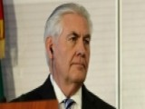 Secretary Tillerson: Visit To Mexico Was Forward Looking