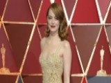 Stars Shine Bright On Oscars Red Carpet