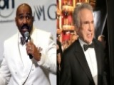 Steve Harvey To Warren Beatty: Call Me!