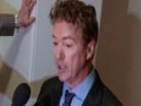 Sen. Rand Paul Slams GOP Secrecy Over ObamaCare Bill