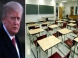 Schools Set To Close So Teachers Can Protest President Trump