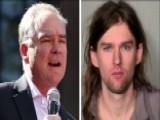 Son Of Clinton VP Pick Arrested Protesting Trump
