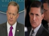 Sean Spicer Addresses Flynn's Pre-election Work For Turkey