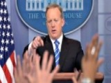 Spicer Accuses Media Of 'double Standard' For Wiretap 00004000 Focus