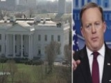 Spicer: Attempted Jumper Didn't Make It Over WH Fence