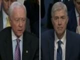 Sen. Hatch Praises Judge Gorsuch At Confirmation Hearing