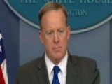 Spicer: No Evidence Of Collusion Between Russia, Trump Aides