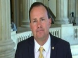 Sen. Mike Lee: This Health Bill Is Going To Fail