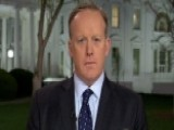 Sean Spicer Enters The 'No Spin Zone'