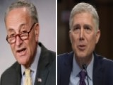 Schumer Calls On Democrats To Filibuster Gorsuch Nomination