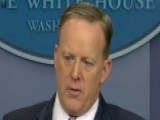 Spicer: President Trump Made Keystone Pipeline A Priority