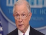 Sessions: Sanctuary Cities May See Federal Dollars Withheld