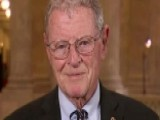 Sen. Jim Inhofe On Trump's Environmental Executive Order