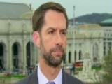 Sen. Tom Cotton: Unmasking Names Is Not Routine Business