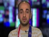Syrian Refugee Says He's Thankful For Trump's Missile Strike