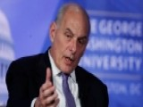 Secretary Kelly Addresses Primary Threats Facing The US