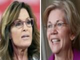 Sarah Palin: 00004000 Elizabeth Warren Stole My Line