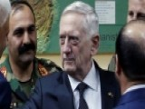 Secretary Mattis Makes Surprise Visit To Kabul, Afghanistan