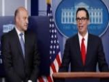 Senior Trump Officials Detail President's New Tax Plan
