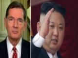 Sen. Barrasso On North Korea: Strategic Patience Is Over