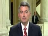 Sen. Gardner: China Has To Do More To Rein In North Korea