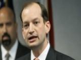Senate Confirms Alexander Acosta As Labor Secretary