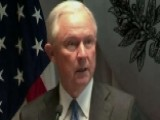 Sessions: Dismantling Violent Gangs A Top Priority