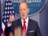 Spicer On Spending Bill, Israeli-Palestinian Diplomacy