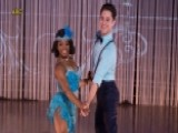 Simone Biles Fights Back On 'DWTS'