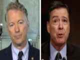 Sen. Paul: I Lost Confidence In Comey A Long Time Ago
