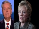 Sen. Graham: I Believe Clinton Operatives Emailed DOJ