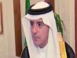 Saudi Foreign Minister Reacts To President Trump's Visit